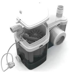 Бытовой насос-измельчитель SFA Sanibox