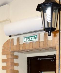 Тепловая завеса Тепломаш КЭВ-12П4042Е Оптима 400