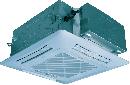 Кассетная сплит-система TOSOT T36H-LC2/I / TC04P-LC / T36H-LU2/O
