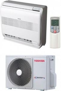 Напольно-потолочная сплит-система Toshiba RAS-B10UFV-E / RAS-10N3VR-E