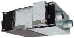 Приточно-вытяжная установка Mitsubishi Electric LGH-35RX5-E с рекуператором Lossnay