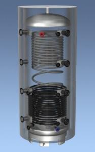 Теплоаккумулятор Hajdu PT 500 CF