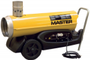 Тепловая пушка дизельная Master BV 69